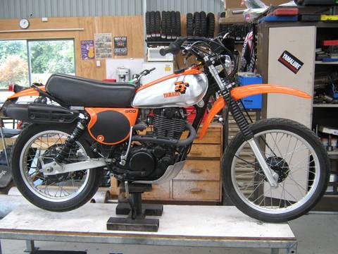 Tt500 Motocross Trail Rides Resleeve Rebore Repair